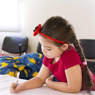 Auxiliar de guarderías infantiles