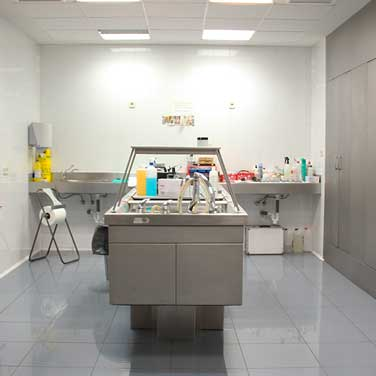 Auxiliar Técnico en Tanatopraxia y Tanatomaquillaje
