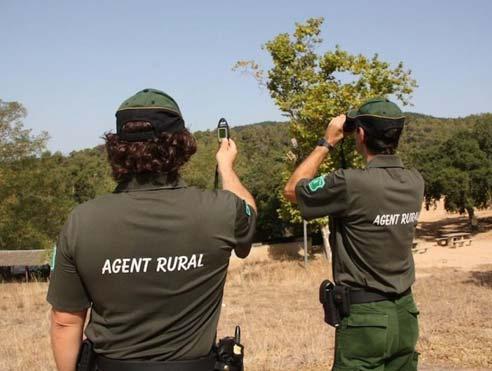 Agent Rural Generalitat de Catalunya