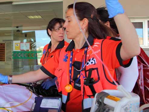 Cicle Formatiu de Grau Mitjà Tècnic en Emergències Sanitàries